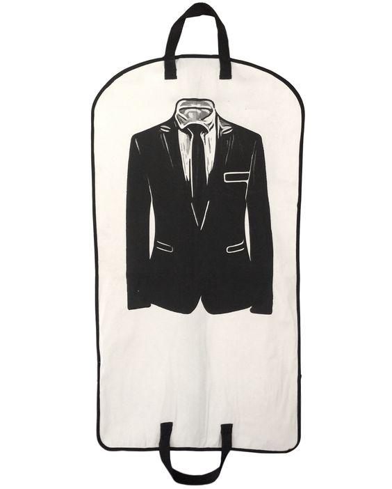 Túi áo vest dây kéo giữa -AV003