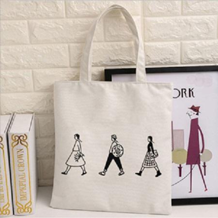 Túi vải bố thời trang – TVB 016