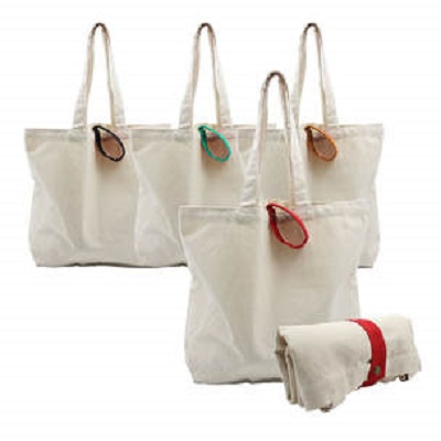 Túi vải bố cuộn tròn – TVB 019