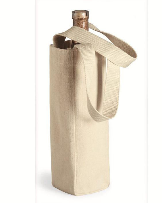Túi vải bố đựng rượu – TR 010